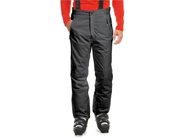 Maier Sports Anton 2 Pantalones de esquí mTex Hombre, black